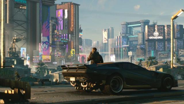 《赛博朋克2077》将使用垂直流技术让画面品质达到最佳