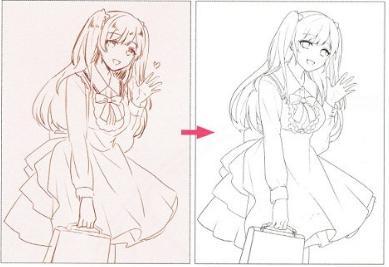 推荐 洛丽塔裙子怎么画 教你如何绘画一位洛丽塔女朋友