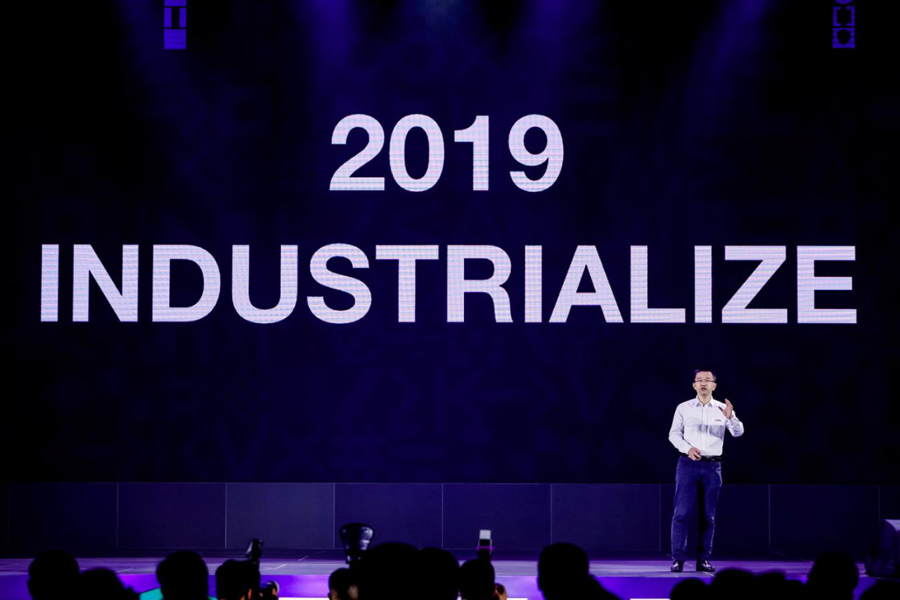 百度:AI工业化的超等推手