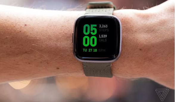 Fitbit发布Versa 2智能手表 支持Alexa语音助手