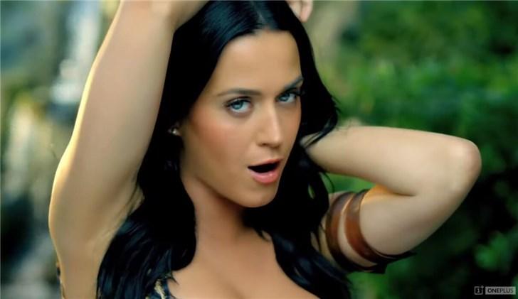 水果姐Katy Perry将参加一加音乐节