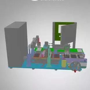 设计云精选23款清洗/清理设备模型,免费下载国外优秀版式制造分析图片