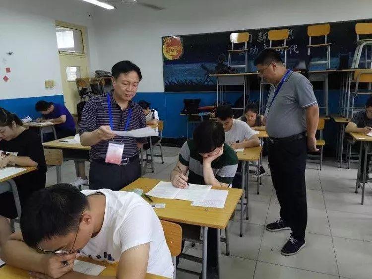2019年河北省医师资格考试医学综合笔试顺利结束