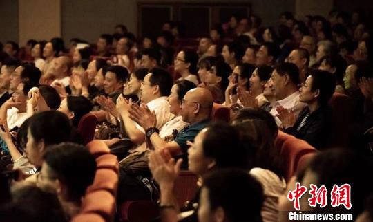 《那拉提恋歌》新疆巡演 呈现援疆干部感人故事