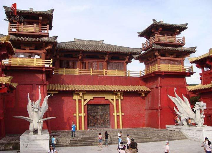 济南砖雕厂家唐语介绍汉代建筑