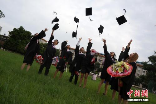 教育部:境外学历学位认证等服务实现一网通办