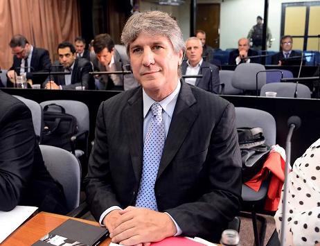 阿根廷前副总统布杜再次被判入狱三年