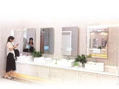 """太酷了!乐清火车站""""星级""""厕所亮相,这些服务项目都有~"""