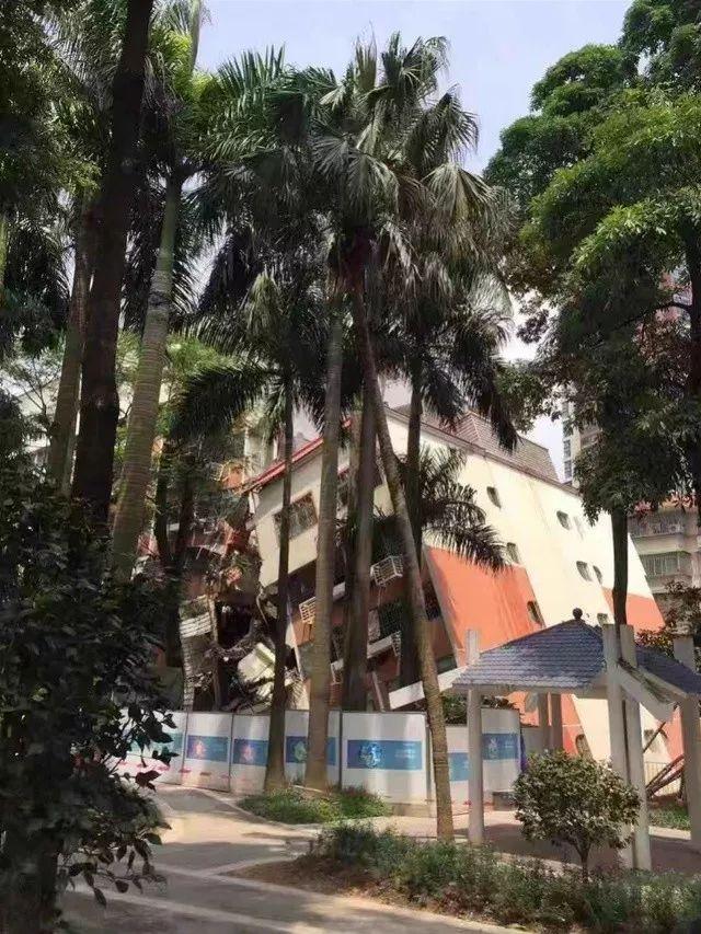 深圳单身公寓楼倒塌后,房价上涨已成事实,事故瞬间变成了福利