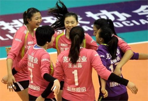 中国女排,第二代背飞女王复出,进攻依旧强力,砸得对手毫无办法