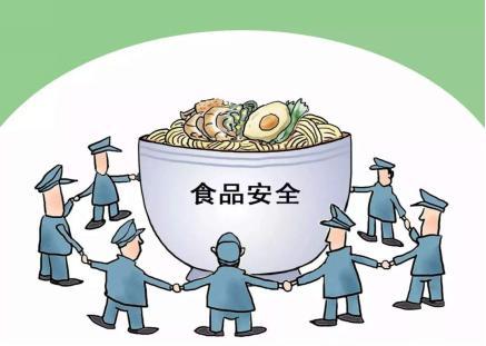 顾客吃的不仅仅是食物, 更是安全
