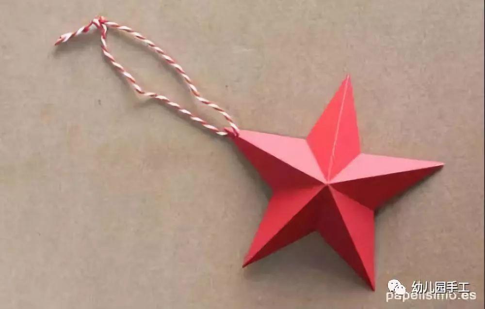 【环创布置】高逼格的幼儿园创意手工环创吊饰,美呀美