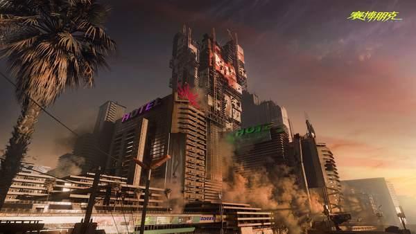 《赛博朋克2077》大量细节来源现实营造更加真实体验