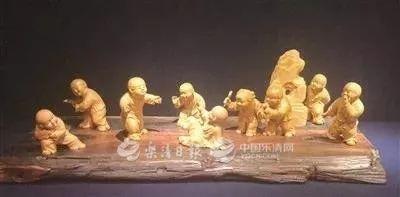 """乐清两块""""木头""""亮相国家博物馆,向新中国成立70周年献礼~"""