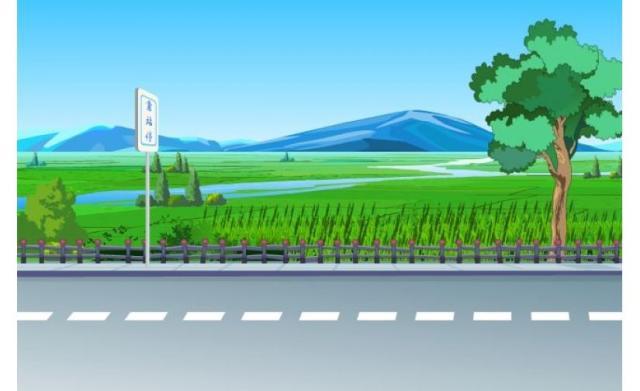 青岛即墨天山一路封闭施工,临时车道坑洼不平