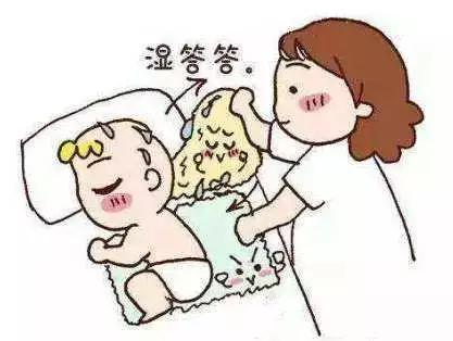 宝宝出汗多是缺钙吗?须要干涉吗?