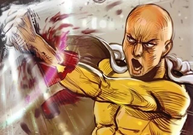 """海贼王:凯多号称最强单挑,能抗下""""一拳超人""""中,琦玉的一拳吗"""