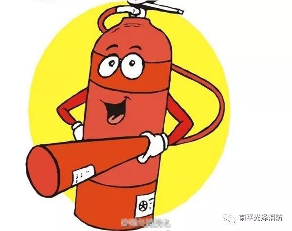 灭火器适用灭火种类.
