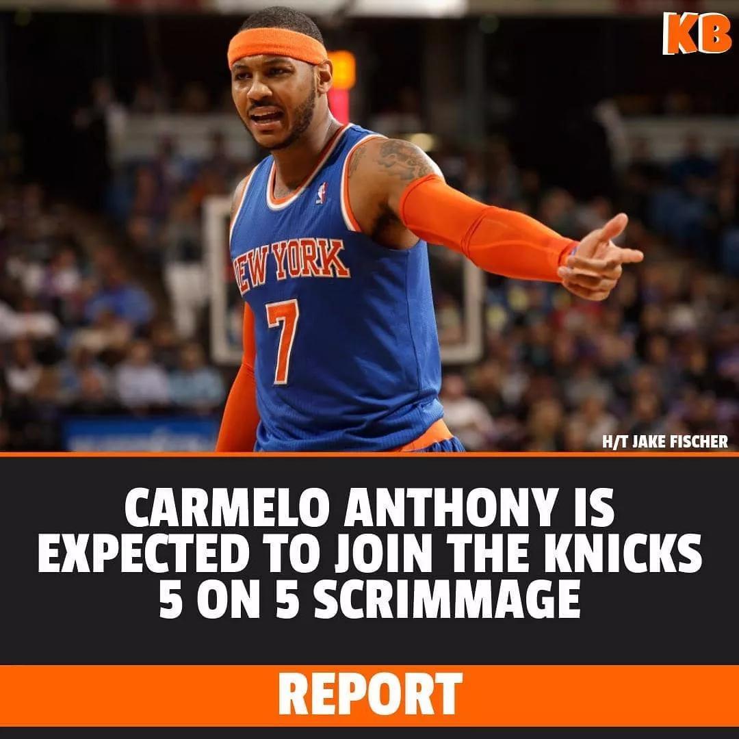原创458天后重返NBA!争冠球队抢着要!安东尼也要杀回来了