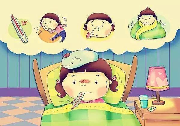为什么刚上幼儿园的孩子容易生病?