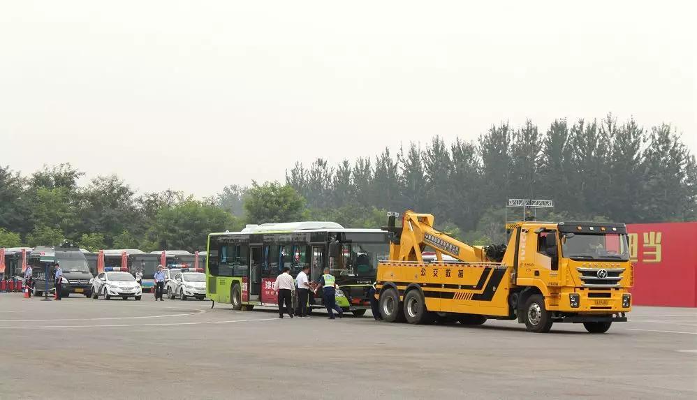 天安财险副总裁马淑伟受邀参加北京公交集团反恐应急演练大会-天津热点网