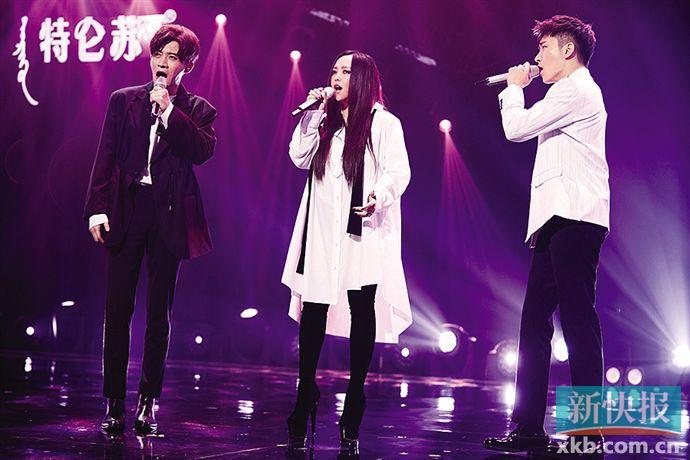《声入人心》今晚播出廖昌永张惠妹尚雯婕登台献唱