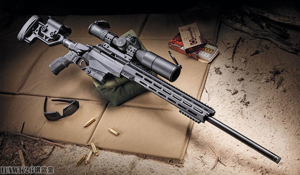 评测:TikkaT3xTacA1远程步枪特立独行的设计带来出色品质