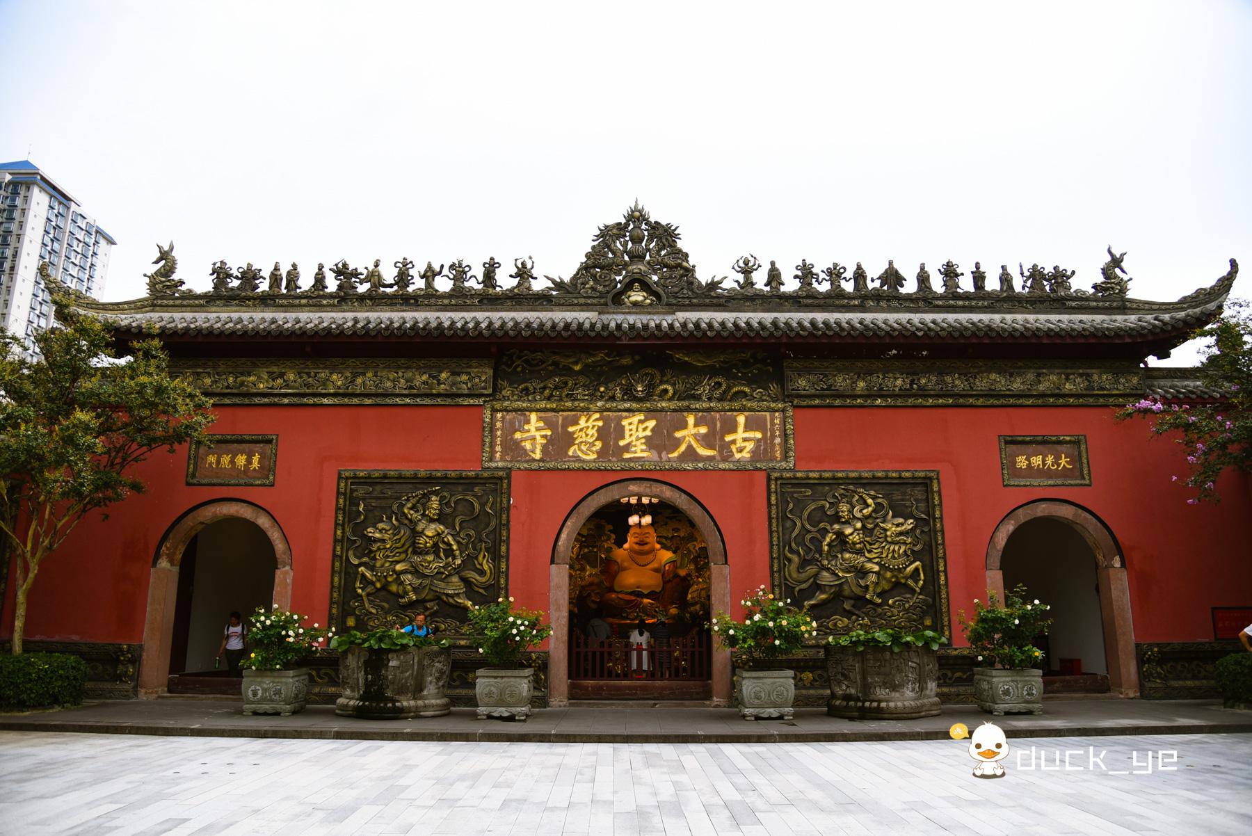 成都最低调景点,1600余年历史,还是唐僧受戒处,藏在繁华商业区