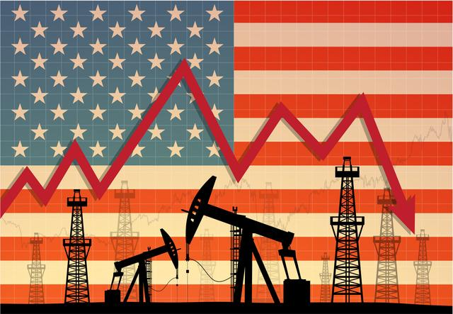 中国抛近千亿美债,377家美油商破产后,美国经济三循环或满盘皆输