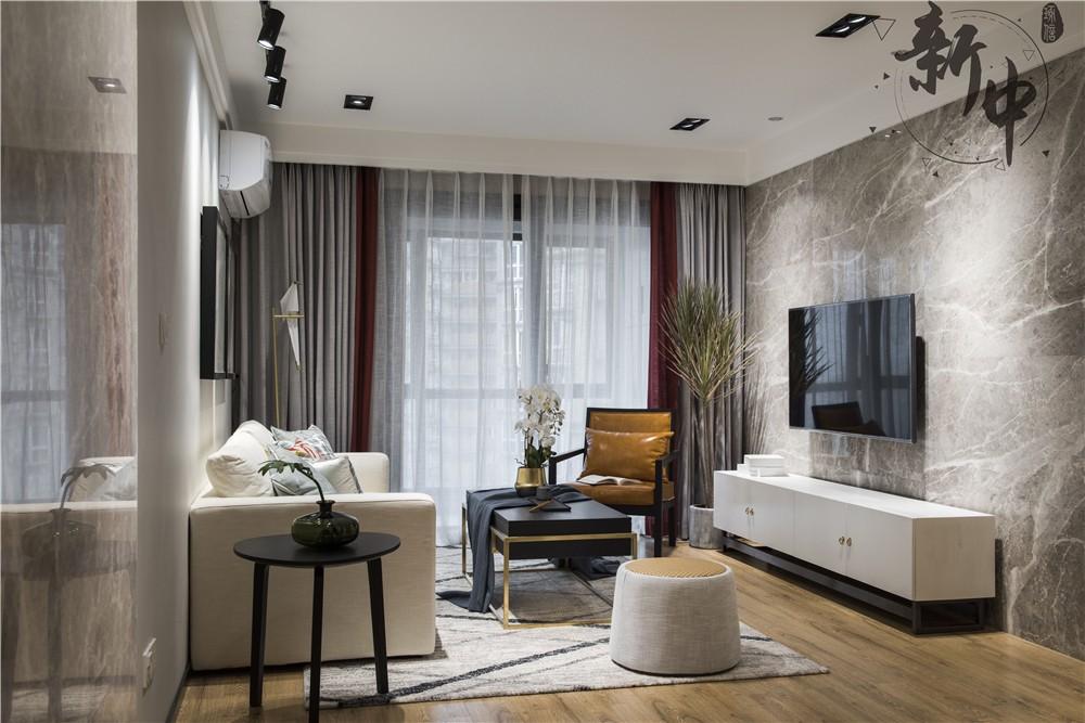 80平米小户型装修,3室2厅1厨,网友:美的让人窒息