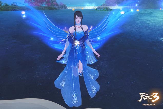 着华冠丽服,赏奇珍异兽一起揭秘《天下3》全新时装珍兽!