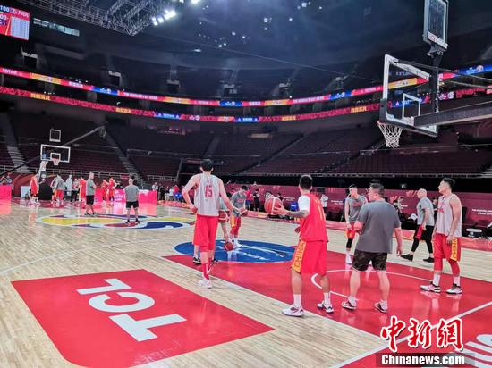 男籃世界杯大考來臨 李楠、易建聯:中國隊準備好了