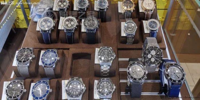 买表不再随意 选择百年灵超级海洋