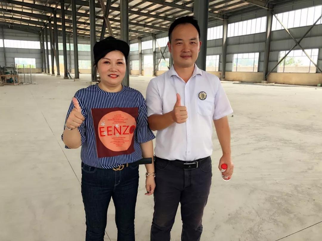 市政府重点招商项目,博康整体木作在刘芳董事长的带领下,再创奇迹!