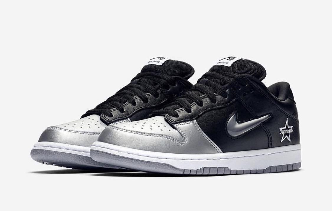 发售在即!Supreme x Nike SB Dunk官方细节大赏释出!
