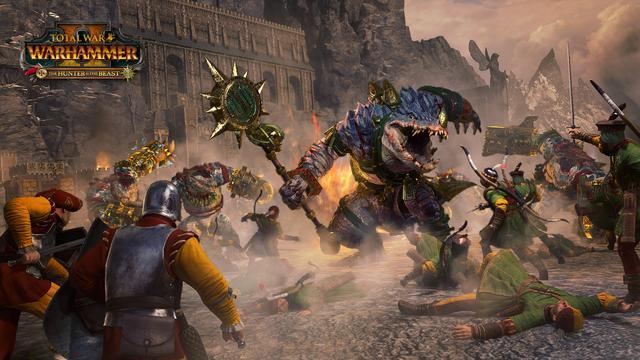 《全面战争:战锤2》新DLC猎人与野兽新领主新玩法