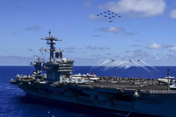 排水量14万吨航母让美国人黯然失色,美国世界第一?这次真被打脸
