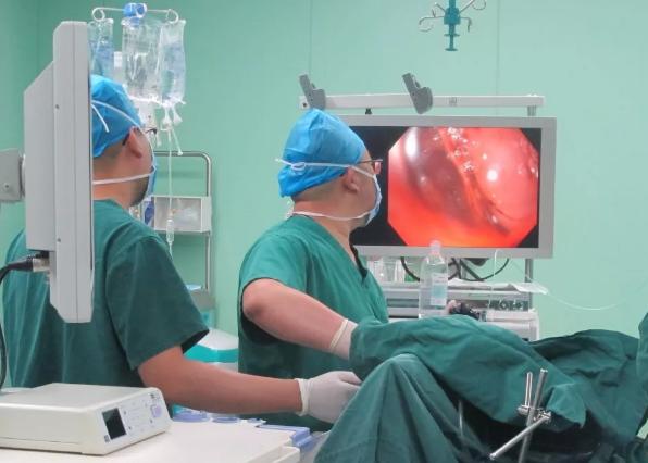 荧光导航让肿瘤显形——内蒙古巴彦淖尔市医院成功开展荧光腹腔镜手术