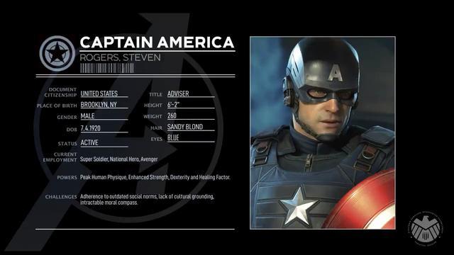 《漫威復仇者聯盟》美國隊長單兵作戰視頻新場景亮相