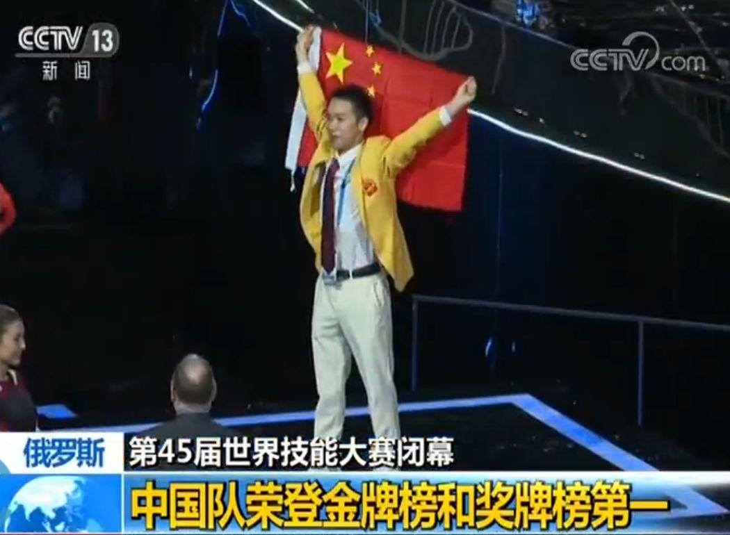 【青春力量】真技能满点!中国军团又霸榜了…