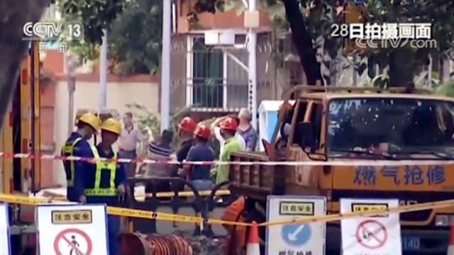 最新消息!深圳罗湖区沉降倾斜建筑已拆除完毕