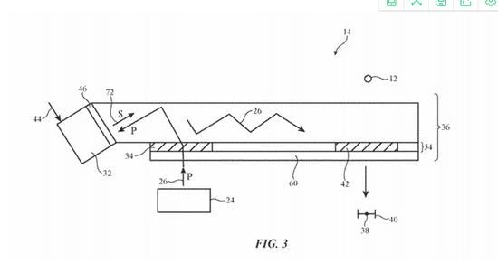 专利显示:苹果AR智能眼镜或VR头显可搭配激光反射和智能手套