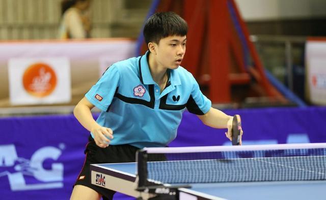 原创乒乓儒将-国际乒坛的超新星,中国台北乒乓球选手林昀儒