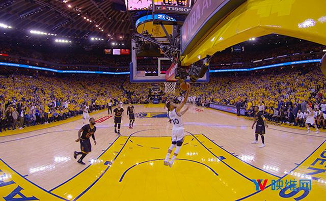 NEXT VR登陆Quest,为用户带来NBA赛事直播