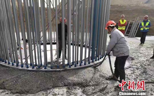中国首个平价风电示范项目建成并网发电