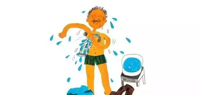 [yabo888体育]出汗其实是身体不健康的警钟!快看看你有没有出过这6种汗