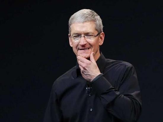 库克抛售苹果股票套现5470万美元 看富人搞零花钱