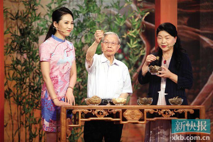 《健康有道》录制建国70周年特别节目