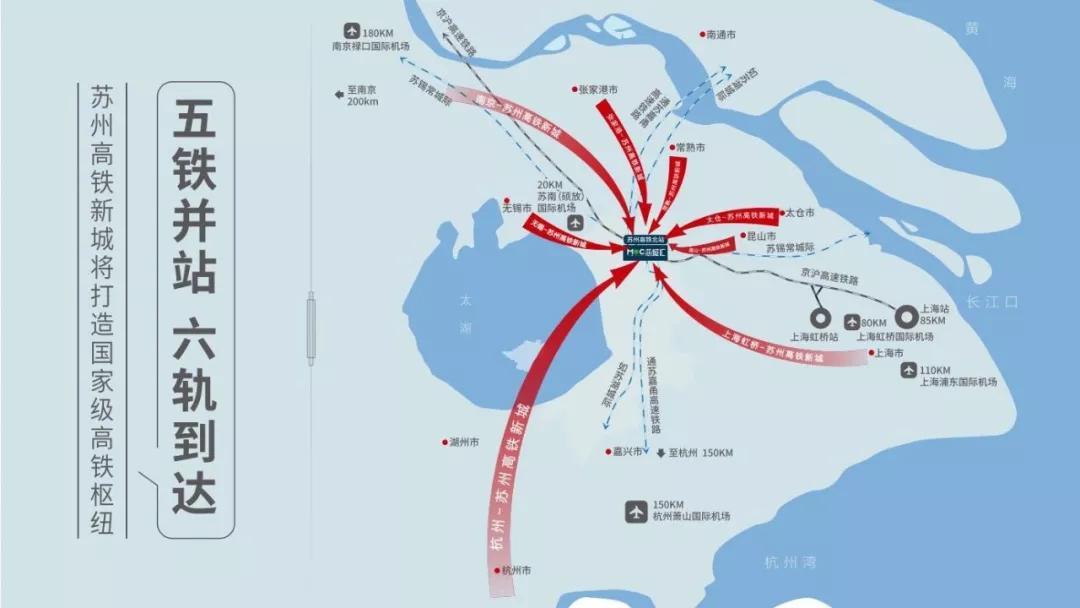 高铁新城规划图