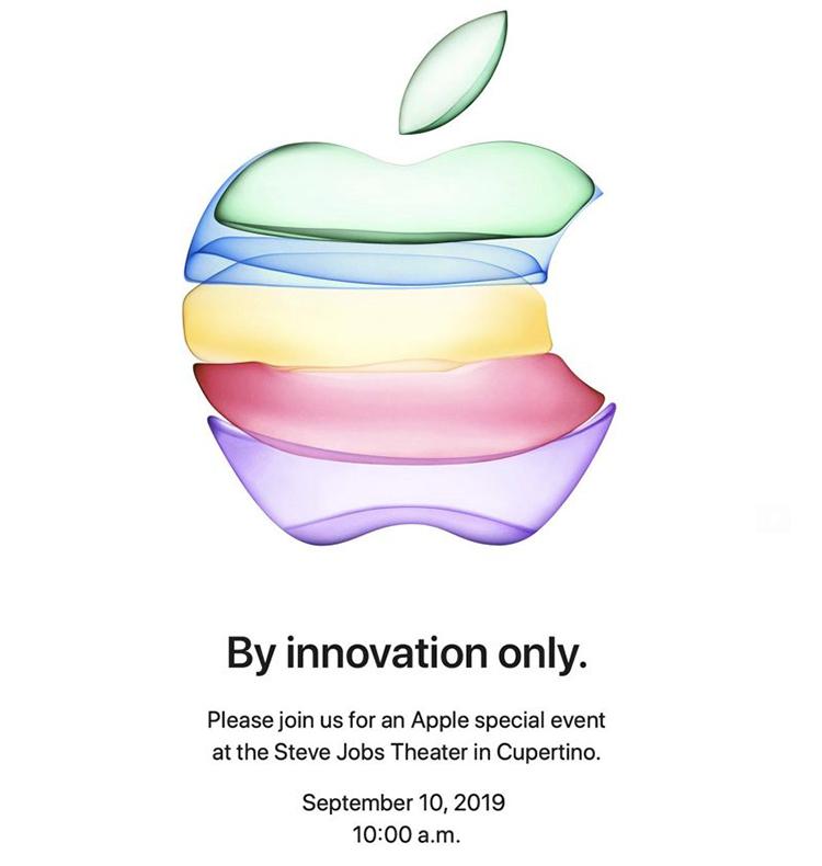 定了!苹果公布iPhone11邀请函,iPhone新品全揭秘